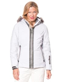 Killtec Softshelljacke ´´Soshana´´ in Grau | 70% Rabatt | Größe 42 | Damen outdoorjacken | 04054349996711