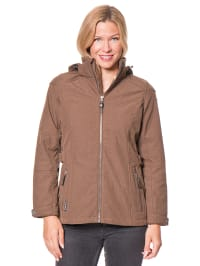 Killtec Softshelljacke ´´Nariana´´ in Hellbraun | 71% Rabatt | Größe 38 | Damen outdoorjacken | 04051756964654