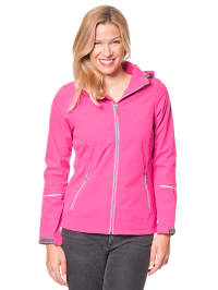 Killtec Softshelljacke ´´Odeya´´ in Pink | 65% Rabatt | Größe 42 | Damen outdoorjacken | 04056542269531