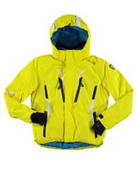 Hyra Ski-/ Snowboardjacke ´´Golm´´ in Gelb   35% Rabatt   Größe 116   Kinder outdoor   06546026139897