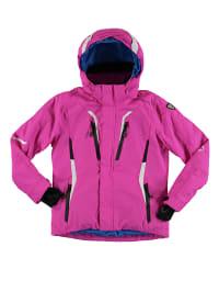 Hyra Ski-/ Snowboardjacke ´´Golm´´ in Pink   38% Rabatt   Größe 152   Kinder outdoor   06546026140084