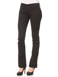 Replay Jeans ´´Rearmy´´ -Slim Bootcutin Schwarz   61% Rabatt   Größe W27/L34   Damenjeans   08059714904748