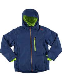 CMP Ski-/ Snowboardjacke in Blau   42% Rabatt   Größe 140   Kinder outdoor   08050194259953
