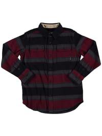 Burton Hemd ´´Brighton´´ in Dunkelrot | 65% Rabatt | Größe 152 | Kinder anzuege kostueme | 09009520361951