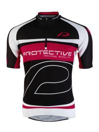 Protective Fahrradtrikot ´´Matthew´´ in Schwarz | 55% Rabatt | Größe S | Herrenshirts | 04260272486377