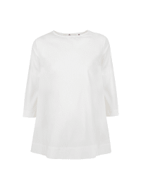 Bellybutton Tunika in Weiß | 69% Rabatt | Größe 44 | Umstandsblusen tuniken | 04059555007602