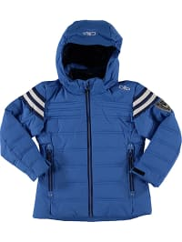 CMP Ski-/ Snowboardjacke in Blau   46% Rabatt   Größe 176   Kinder outdoor   08050194248964