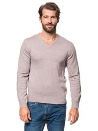 William de Faye Pullover in Beige | 77% Rabatt | Größe 44 | Herren pullover strick | 03661955734418