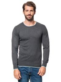 William de Faye Pullover in Grau | 76% Rabatt | Größe 46 | Herren pullover strick | 03661955734227