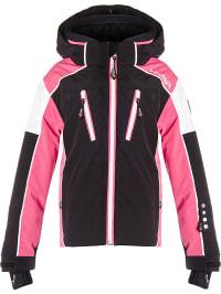 Hyra  Ski-/ Snowboardjacke ´´Universal Evolution´´ in Schwarz | 48% Rabatt | Größe 164 | Kinder outdoor | 06546026151776