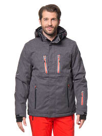 Killtec Ski-/ Snowboardjacke ´´Weiko´´ in Grau | 54% Rabatt | Größe XL | Herren outdoorjacken | 04056542549022