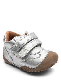 Bundgaard Leder-Lauflernschuhe ´´Biis II´´ in Silber | 61% Rabatt | Größe 22 | Lauflernschuhe | 05711875087144