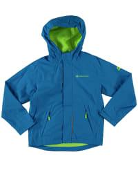 Alpine Pro Funktionsjacke ´´Justico´´ in Blau | 57% Rabatt | Größe 128/134 | Kinder outdoor | 08592645676426