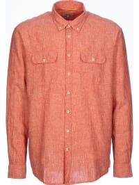 Camel Active Hemd ´´Tom´´ Regular Fit in Rot | 46% Rabatt | Größe XXL | Herrenhemden | 04041227789565