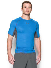 Under Armour Funktionsshirt in Blau | 42% Rabatt | Größe XL | Herrenshirts | 00190510214094