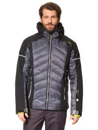 CMP Daunen-Ski-/ Snowboardjacke in Schwarz | 51% Rabatt | Größe 50 | Herren outdoorjacken | 08058329895236