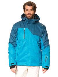 CMP Ski-/ Snowboardjacke in Blau | 49% Rabatt | Größe 56 | Herren outdoorjacken | 08058329613342