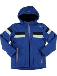 CMP Ski-/ Snowboardjacke in Blau   63% Rabatt   Größe 164   Kinder outdoor   08055199105472