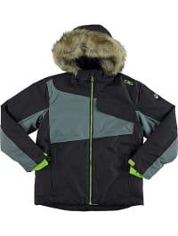 CMP Ski-/ Snowboardjacke in Anthrazit   42% Rabatt   Größe 176   Kinder outdoor   08058329626816