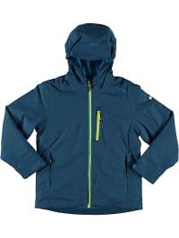 CMP Ski-/ Snowboardjacke in Blau   45% Rabatt   Größe 176   Kinder outdoor   08058329615872