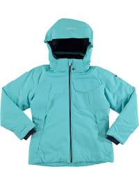 CMP Ski-/ Snowboardjacke in Türkis   50% Rabatt   Größe 116   Kinder outdoor   08058329626892