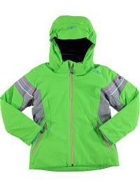 CMP Ski-/ Snowboardjacke in Grau   42% Rabatt   Größe 176   Kinder outdoor   08058329617203