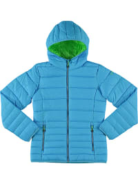 CMP Winterjacke in Hellblau | 47% Rabatt | Größe 176 | Kinder outdoor | 08055199119530