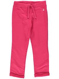Benetton Sweathose in Pink | 53% Rabatt | Größe 146/152 | Kinderhosen | 08300899152487