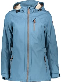 Killtec Softshelljacke ´´Maritana´´ in Hellblau | 37% Rabatt | Größe 42 | Damen outdoorjacken | 04056542610340