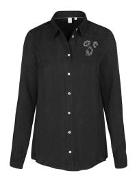 Seidensticker Bluse Comfort fit in Schwarz   62% Rabatt   Größe 34   Damen blusen   04041215369144