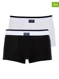 Azzaro Underwear  2er-Set: Boxershorts in Weiß | 74% Rabatt | Größe S | Herren waesche | 08402200048011