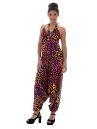 Aller Simplement Jumpsuit in Pink   62% Rabatt   Größe 38/40   Damenhosen   03663511563296
