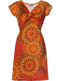 KÉAWA Kleid in Orange | 46% Rabatt | Größe S | Damen kleider | 03662769944857