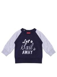 Beebielove Sweatshirt in Dunkelblau | 68% Rabatt | Größe 68 | Kinderpullover strick | 08718164396762