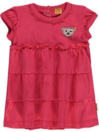 Steiff Tunika in Pink | 43% Rabatt | Größe 116 | Baby blusen | 04056178723537