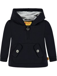 Steiff Sweatshirt in Dunkelblau | 55% Rabatt | Größe 74 | Babypullover | 04056178730030