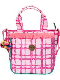 LE BIG Umhängetasche in Pink (B)20 x (H)20 x (T)8 cm | 51% Rabatt | Kinder taschen | 08719469042668