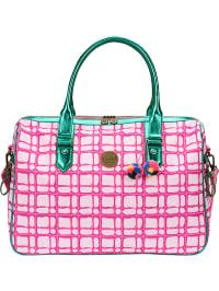 LE BIG Umhängetasche in Pink (B)45 x (H)30 x (T)17 cm | 61% Rabatt | Kinder taschen | 08719469042873