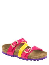 Birkenstock Pantoletten ´´Salina´´ in Pink Weite S | 62% Rabatt | Größe 39 | Kinder clogs | 04052605588052