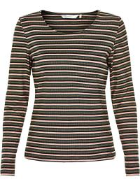 NÜMPH Longsleeve ´´Fenna´´ in Rosa | 33% Rabatt | Größe XL | Damen outdoor tops shirts | 05713301239165