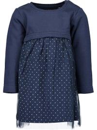 Blue Seven Sweatkleid in Dunkelblau   56% Rabatt   Größe 68   Babykleider   04055851786807