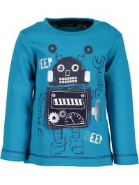 Blue Seven Longsleeve in Hellblau   70% Rabatt   Größe 62   Baby shirts   04055851801111