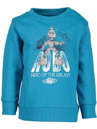 Blue Seven Sweatshirt in Hellblau   67% Rabatt   Größe 80   Babypullover   04055851801517