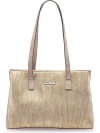 Tamaris accessories Schultertasche ´´Nadine´´ in Kupfer (B)34 x (H)24 x (T)14 cm   48% Rabatt   Damen taschen   04011214153181