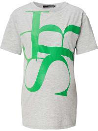 6573b248fb51b2 69% *. Noppies. Koszulka ciążowa w kolorze jasnoszaro-zielonym
