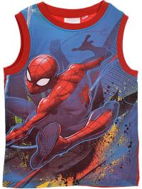 Spiderman Tanktop ´´Spider Man´´ in Rot | 73% Rabatt | Größe 104 | Kinder oberteile | 03609081671788
