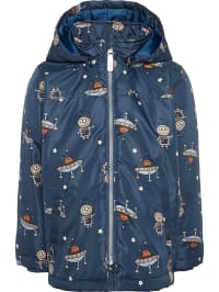 Name it Winterjacke ´´Mellon´´ in Dunkelblau | 31% Rabatt | Größe 116 | Kinder outdoor | 05713738878494