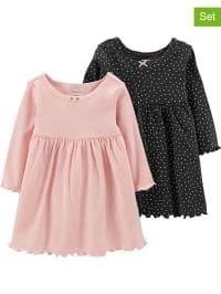 Vero moda schwarzes kleid mit blumen
