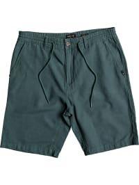 Quiksilver Shorts ´´Wislab´´ in Dunkelgrün | 54% Rabatt | Größe W34 | Herrenhosen | 03613373360588