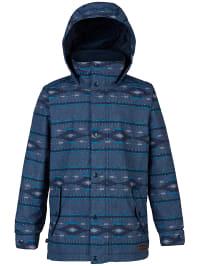 Burton Funktionsjacke ´´Dubloon´´ in Blau | 70% Rabatt | Größe 176 | Kinder outdoor | 09009520807480